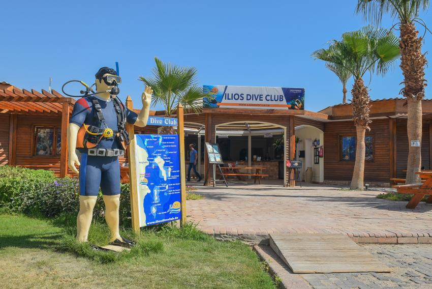Bis bald im Ilios Dive Club, Schnorchelkurse, Schnuppertauchen, Rotes Meer, Ilios Dive Club & Aqua Center, Hurghada, Ägypten, Hurghada