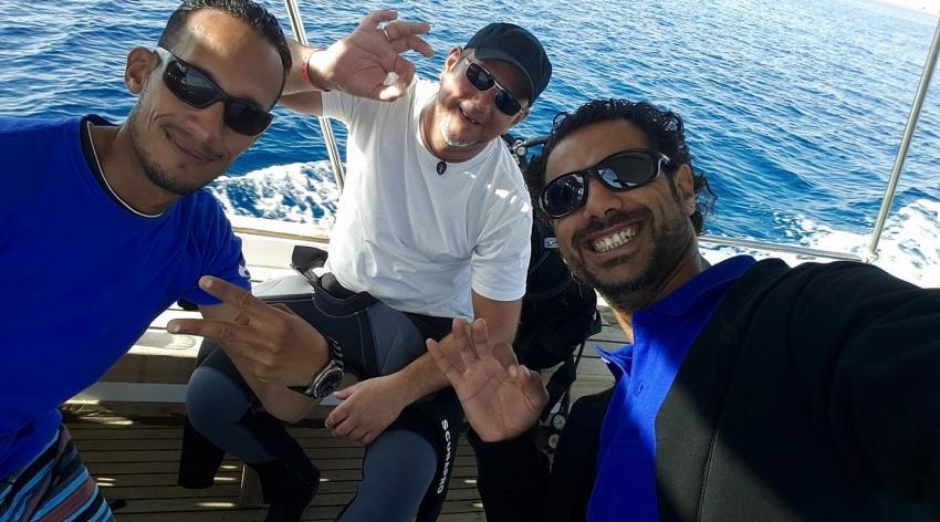 Scuba World Divers Soma Bay, Caribbean World Resort, Ägypten, Safaga