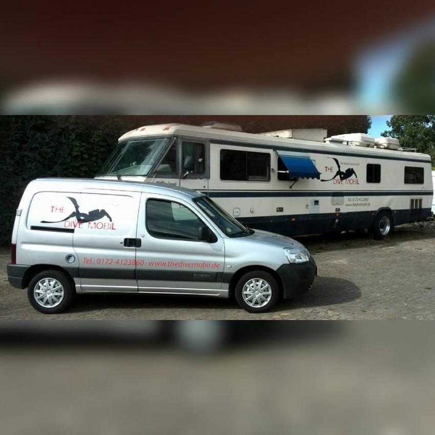 The Dive Mobil, Delmenhorst, Deutschland, Niedersachsen