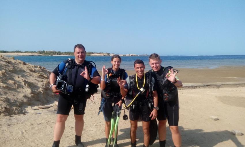 Mangroven Bucht, Deep Ocean Blue Diving Center, Marsa Alam, Ägypten, El Quseir bis Port Ghalib