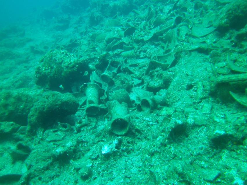 UW Museum, Kefalonia, Roman Wreck, Griechenland