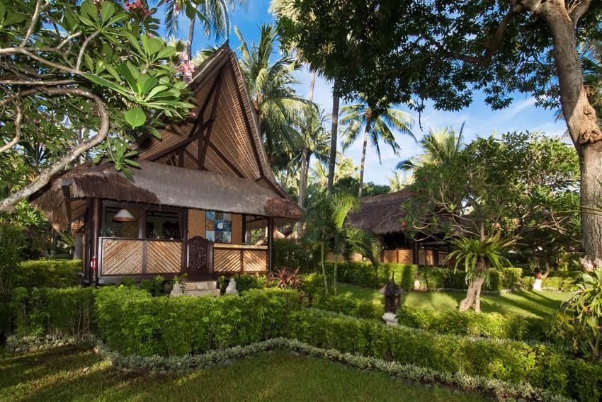 Alam Anda - Seaview Bungalow, Werner Lau - Alam Anda, Bali, Indonesien, Bali