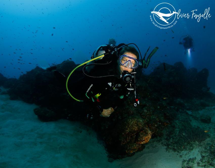 Tauchen in Mauritius, TEC Diving Mauritius, Mauritius