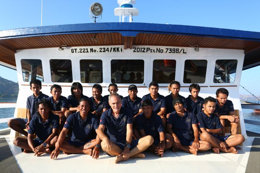 MV Ambai crew, MV Ambai crew, MV Ambai, Indonesien, Allgemein
