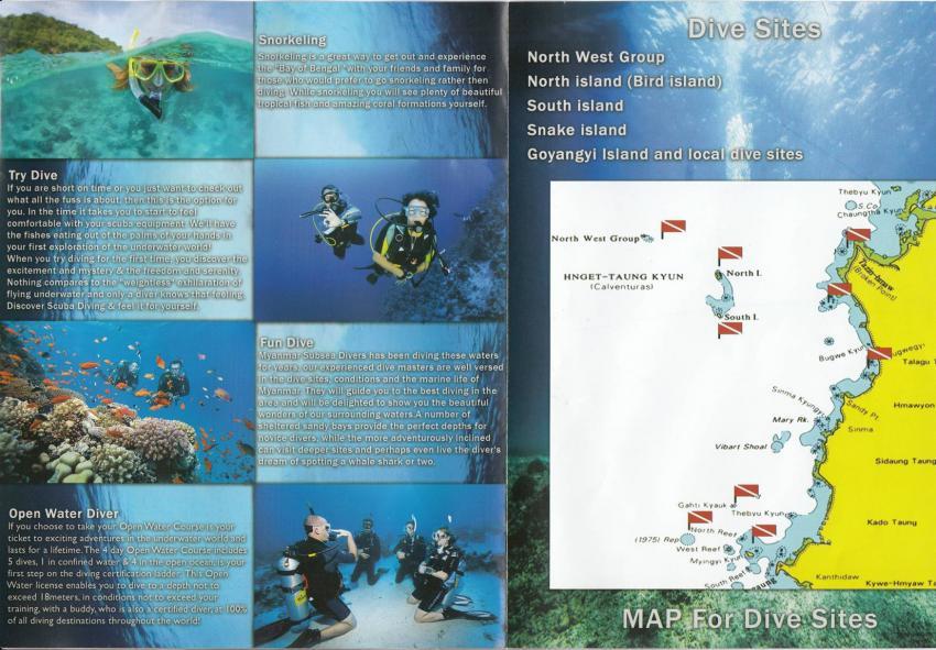 Prospekt S2, Myanmar Subsea Divers, Myanmar