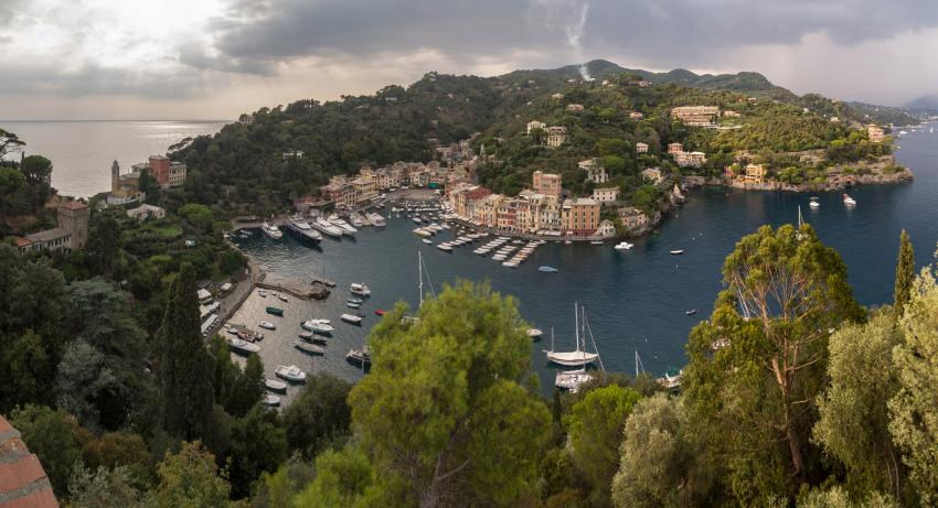 Portofino, Portofino Divers, Santa Margherita Ligure (Ligurien), Italien