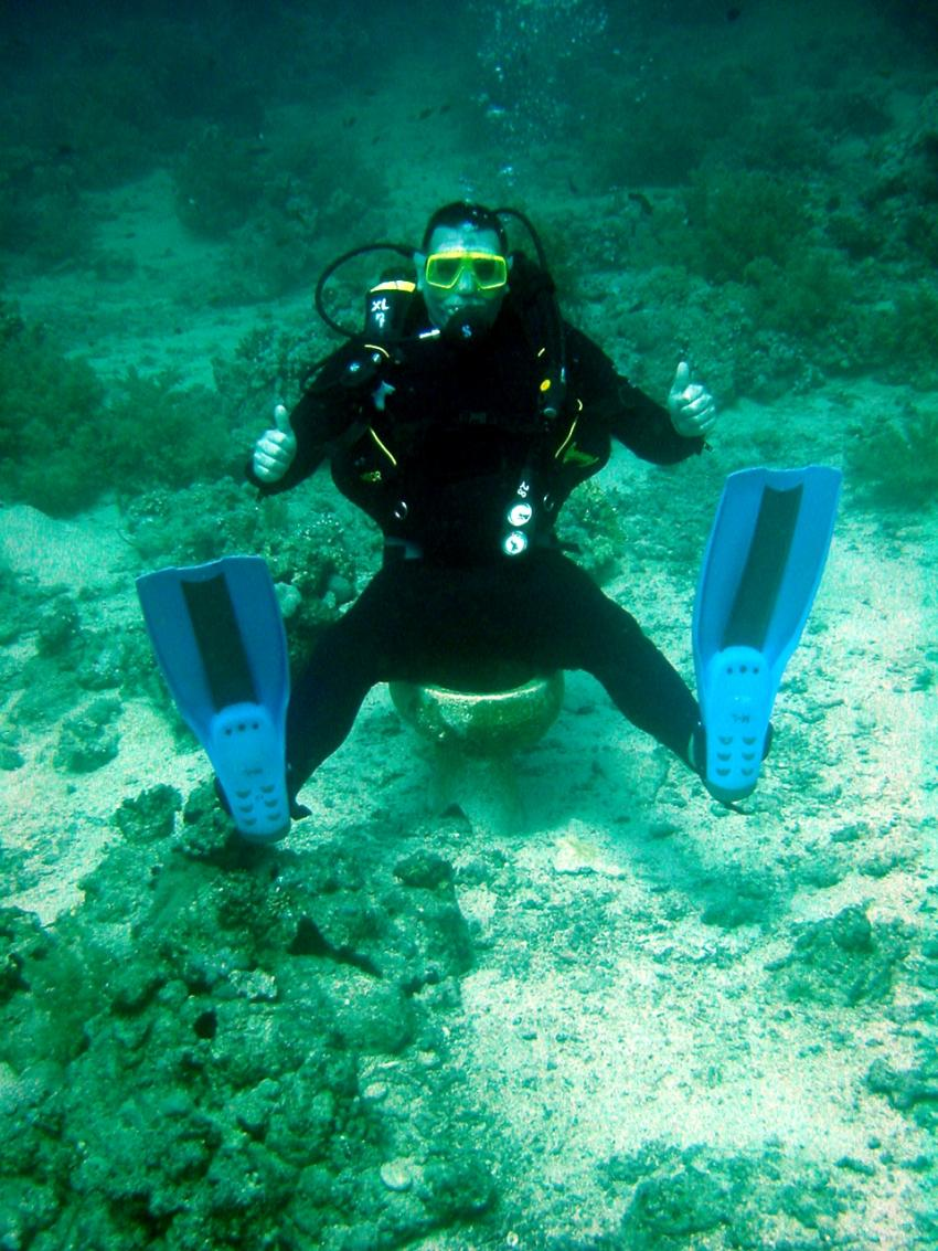 Wrack der Jolanda / Jolanda Reef, Ras Mohammed, Wrack der Jolanda,Ägypten