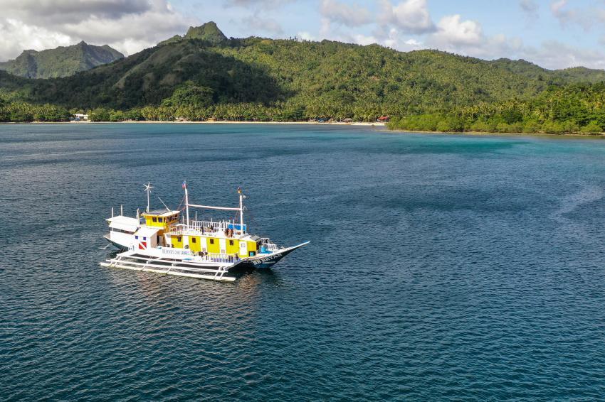 Safariboot BB-Brayan, Bernds Tauchsafaris Philippinen, Bernds Tauchsafaris, Bohol, Philippinen