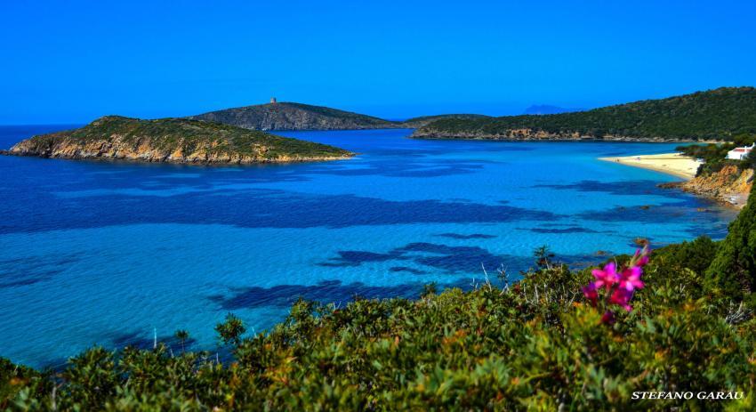 Bluepassion, Portu Nou - Teulada, Italien, Sardinien