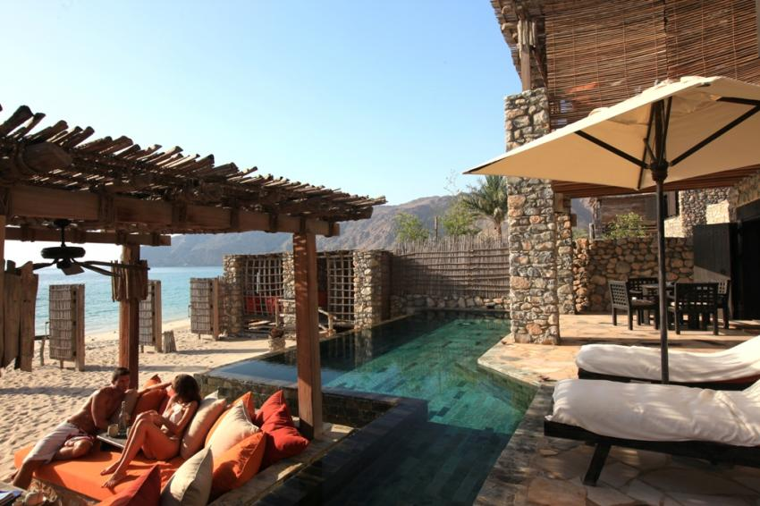 Extra Divers Zighy Bay, Six Senses Spa - Musandam, Oman