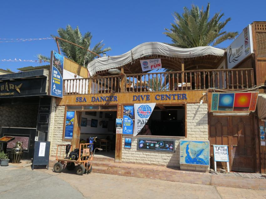 Sea Dancer Dive Center, Dahab, Ägypten, Sinai-Nord ab Dahab