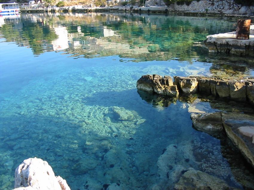 Insel Hvar, Insel Hvar,Kroatien,Hausbucht,hausriff