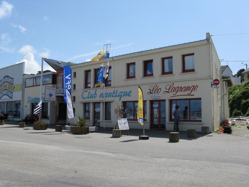 Camaret-sur-Mer, Camaret sur mer,Frankreich,Die Basis