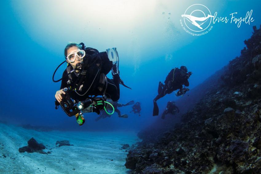 SSI Extendend Range Nitrix in Mauritius, Extended Range Nitrox, TEC Diving Mauritius, Mauritius