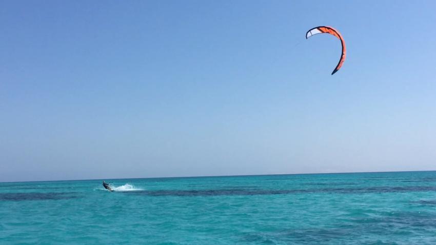 Kite Safari mit der SIMSIM DIVE, Kite Ägypten, SimSim Dive, Ägypten, Hurghada