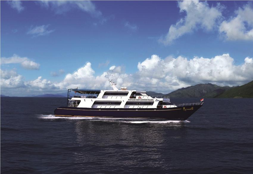 M/V Mermaid II, Indonesien