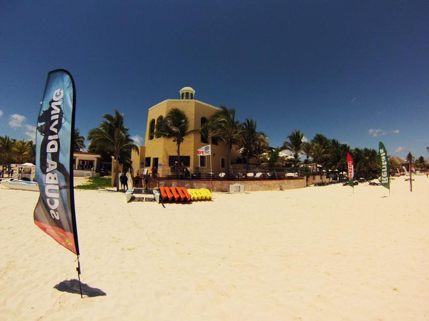 Diving & Watersports by Pro Dive, Pro Dive Mexico, Allegro Playacar & Royal Hideaway Playacar, Mexiko