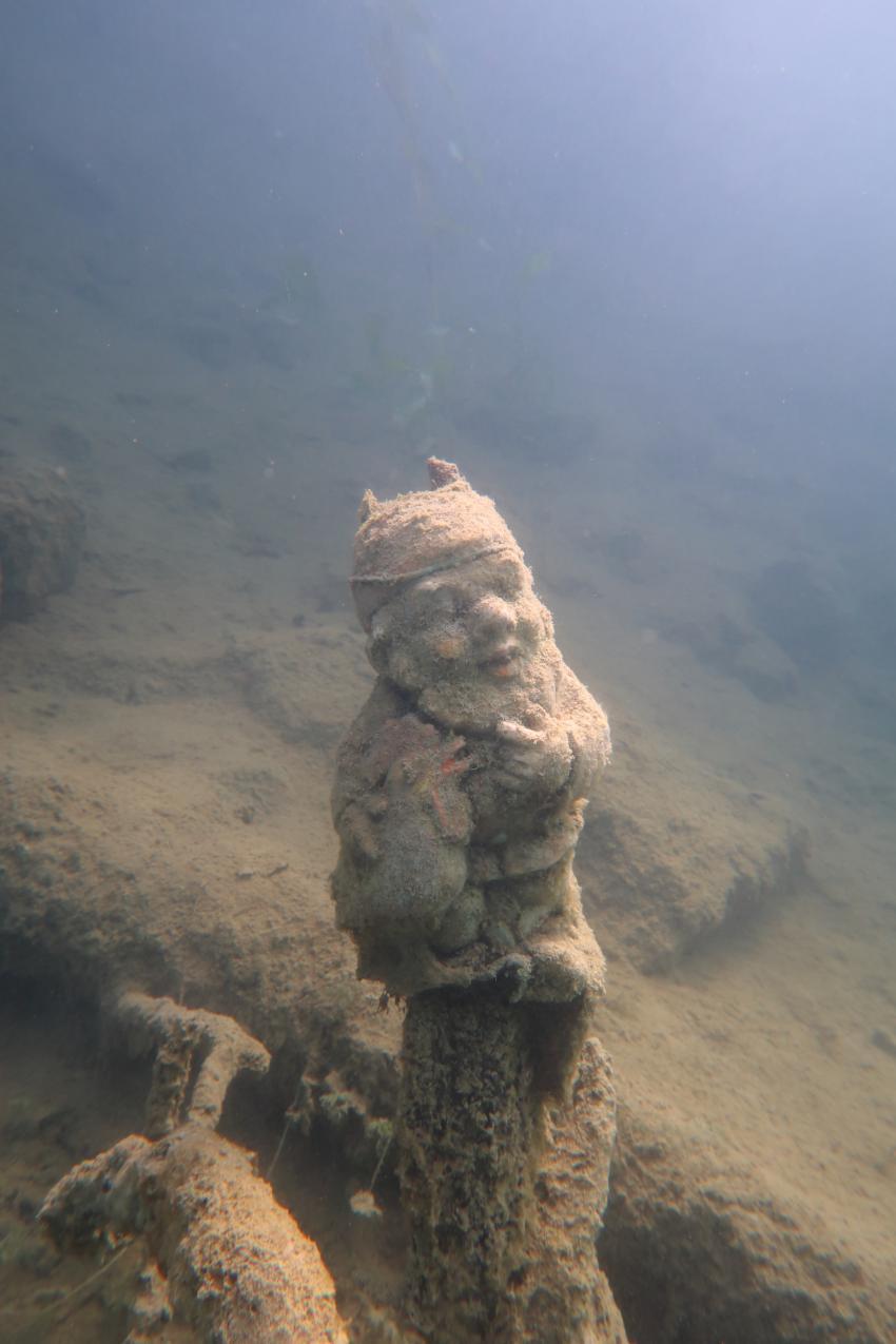 Erlaufsee mit Neptun Diving, Tauchbasis Neptun, Erlaufsee, Steiermark, Österreich