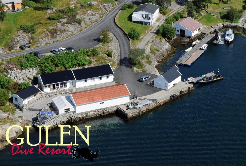 Gulen Dive Resort, Gulen DykkeSenter, Norwegen