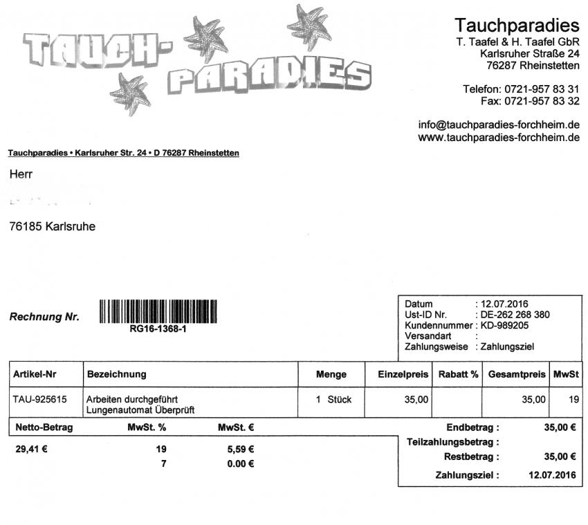 Tauchparadies Karlsruhe, Rheinstetten-Forchheim, Deutschland, Baden Württemberg