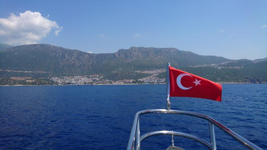 Kas Diving, Kas, Türkei