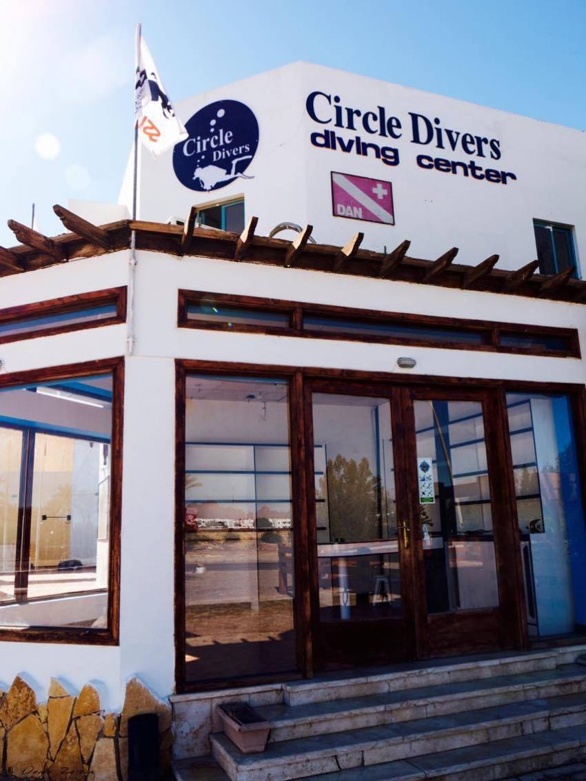 Circle Divers, Hotel Badawia, Ägypten, Sinai-Süd bis Nabq