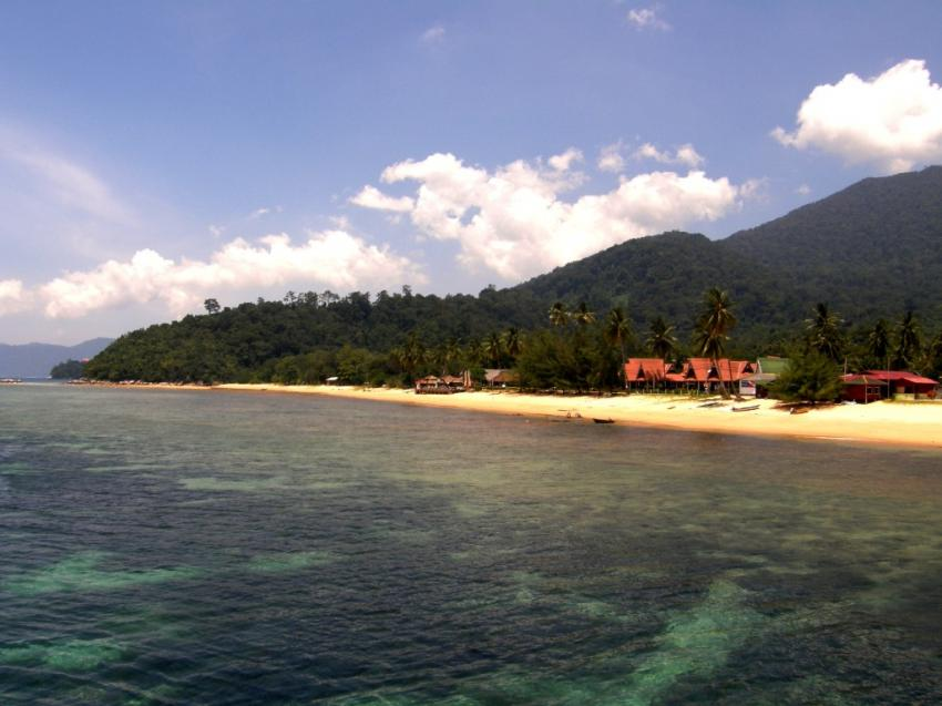 Tioman, Tioman Island,Malaysia