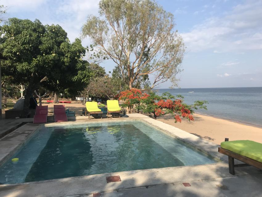 Cape Maclear Scuba Diving, Thumbi View Lodge, Malawi