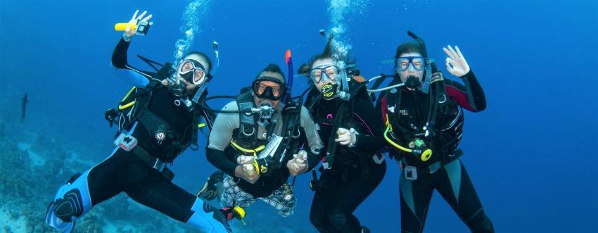 Eagle Divers, Sharm el Sheikh, Ägypten, Sinai-Süd bis Nabq