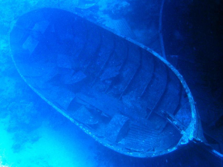 Flamenco Beach Hausriff und Umgebung, Salem Express, diving.DE El Flamenco,Riff,El Quseir,Ägypten,Wrack,Rettungsboot