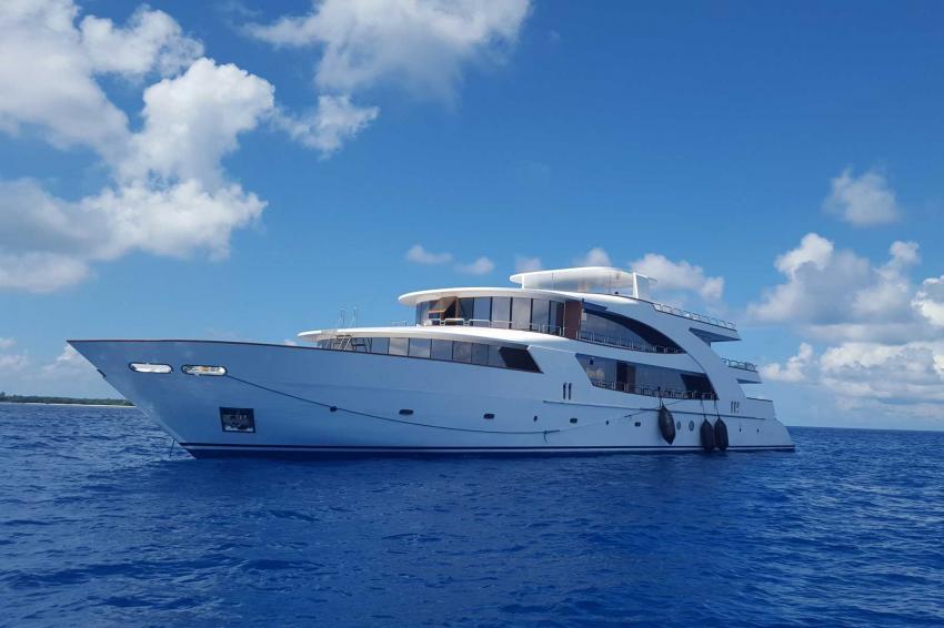 Carpe Novo Explorer, Malediven