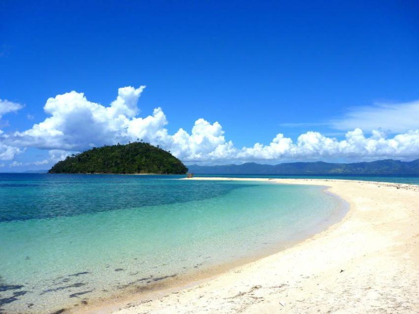 Lambug Beach, Lambug Beach, Parrot Resort Moalboal, Philippinen