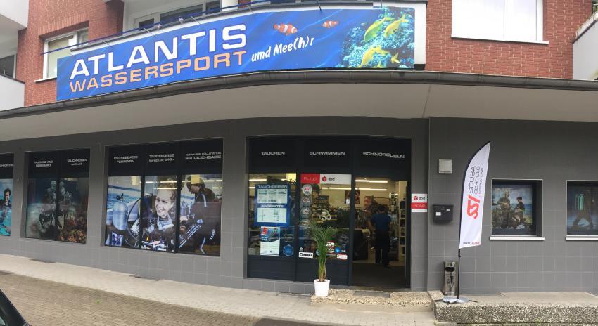 Atlantis Hamburg, Deutschland, Hamburg