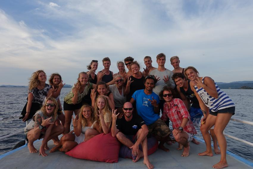 Daytrip, Day trip Fun Diving, Wicked Diving, Komodo, Labuan Bajo, Indonesien, Allgemein