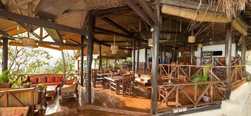 Restaurant renoviert & Menü verfeinert @Sampaguita, italienische, philippinische internationale Küche Tauchen Schnorcheln Nicht-Taucher, Sampaguita Resort Hotel, Tongo Point, Maolboal, Cebu Island, Philippinen