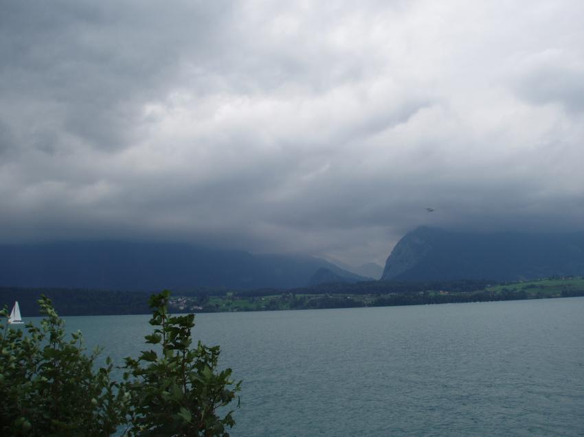 Thunersee, Thuner See,alle Tauchplaetze,Schweiz