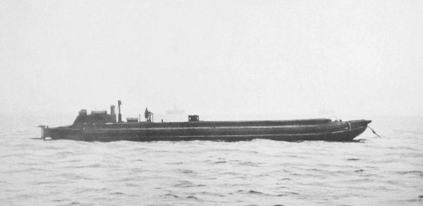 Wrack Carolita Barge (Lighter X131), Malta