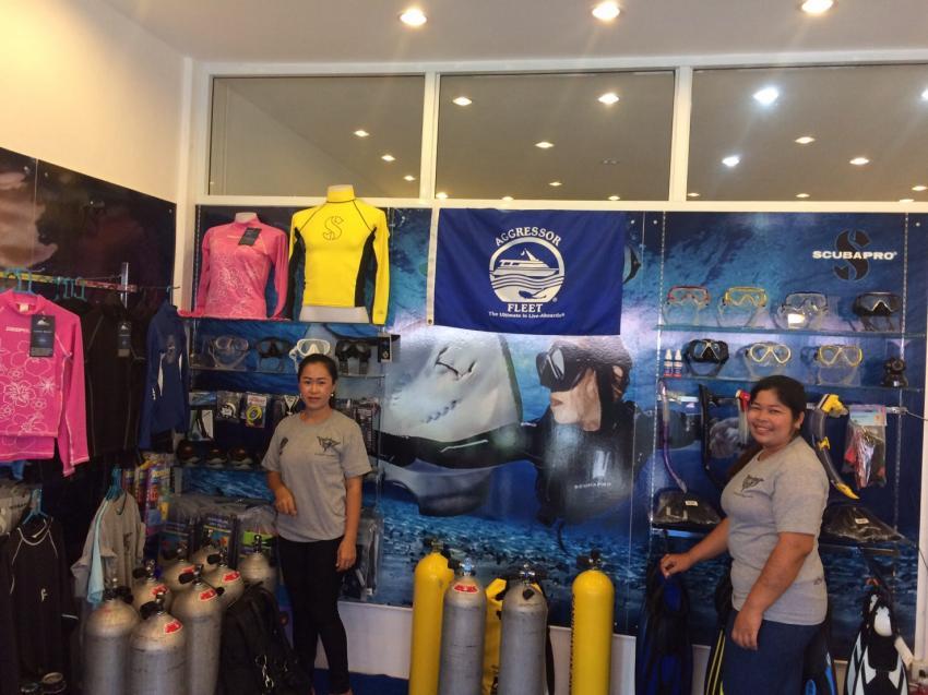 Absolut Diving - Thai Mitarbeiter, Absolut Diving, Thailand, Andamanensee