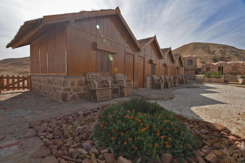 Dlx Chalets, Luxury Roots Camp, Ägypten, El Quseir bis Port Ghalib