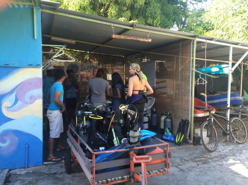 Tamarin Ocean Pro Diving Center, Tamarin Ocean Pro Diving Center, Tamarin Bay, Mauritius