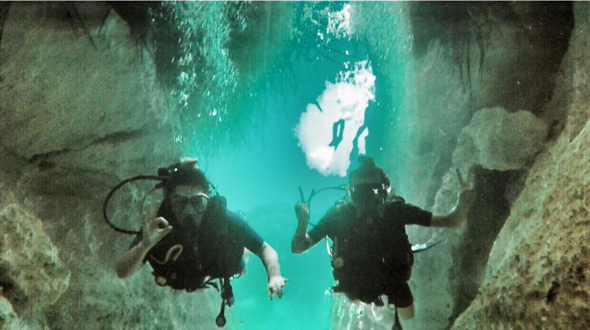 Casa Cenote mit Marcel Taubert Deep Dive México , Deep Dive Mexico, Mexiko
