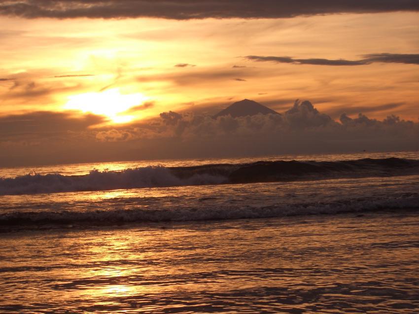 Lombok, Lomboks Süden,Indonesien,Sonnenuntergang