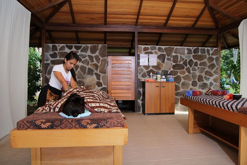 Mapia Resort Spa, Celebes Divers Sulawesi - Onong Resort, Mapia Resort, Kuda Laut Boutique Dive Resort, Indonesien, Sulawesi