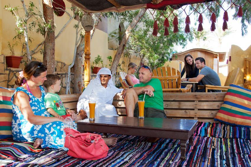 Bedouin Area inside club, Dive Urge Dive Resort, Dahab, Ägypten, Sinai-Nord ab Dahab