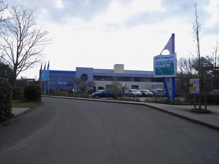 Monte Mare ,02.03.2014, Monte Mare Rheinbach,Nordrhein-Westfalen,Deutschland