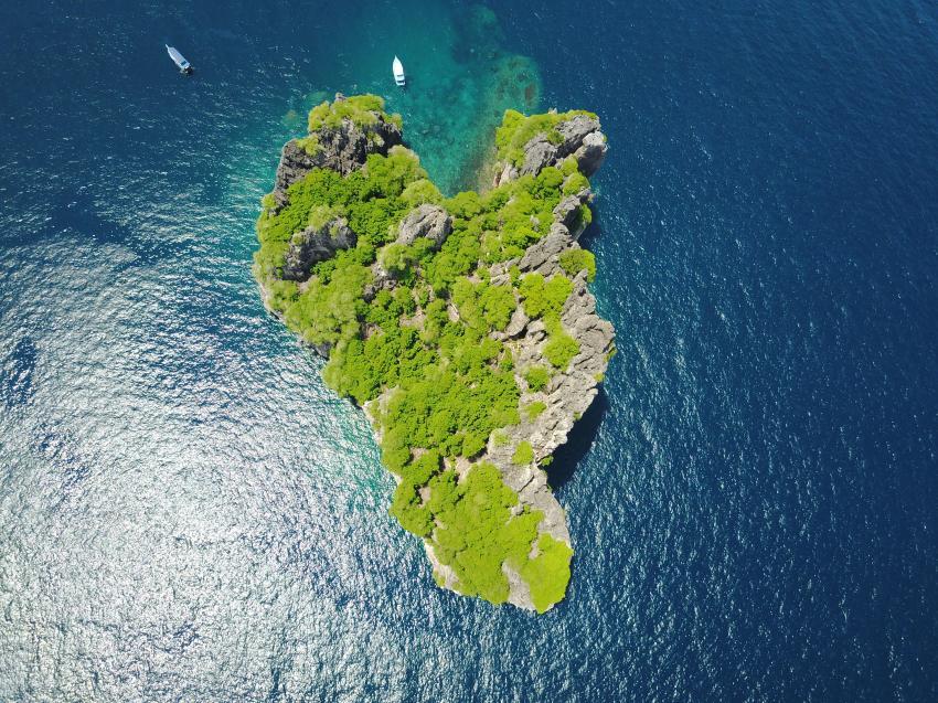 Scandinavian Lanta Diver, Thailand, Andamanensee