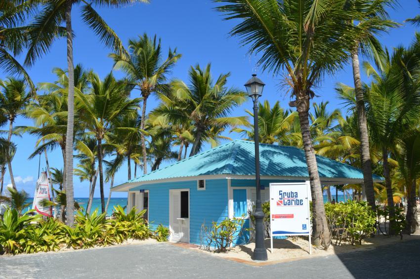 RIU Bambu Tauchbase, Scuba Caribe, Punta Cana / Bavaro - RIU Hotels, Dominikanische Republik