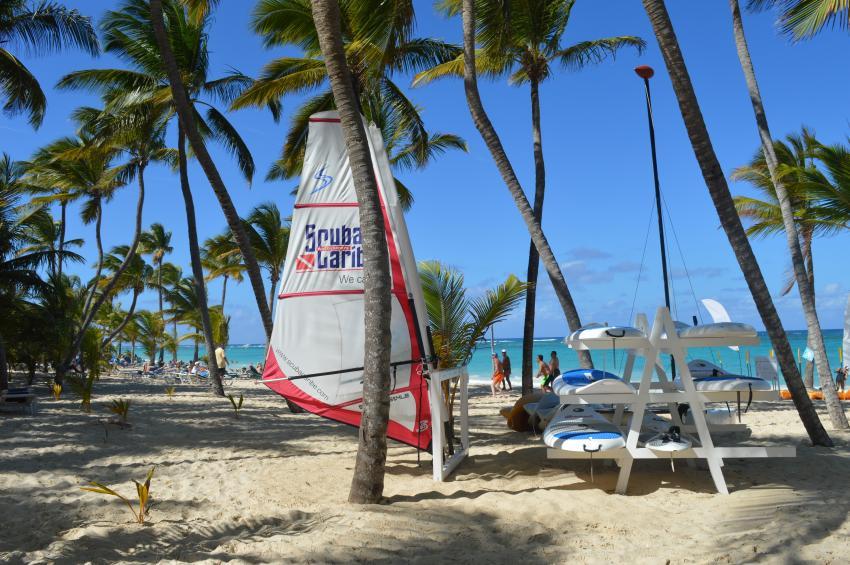 Strand, Scuba Caribe, Punta Cana / Bavaro - RIU Hotels, Dominikanische Republik