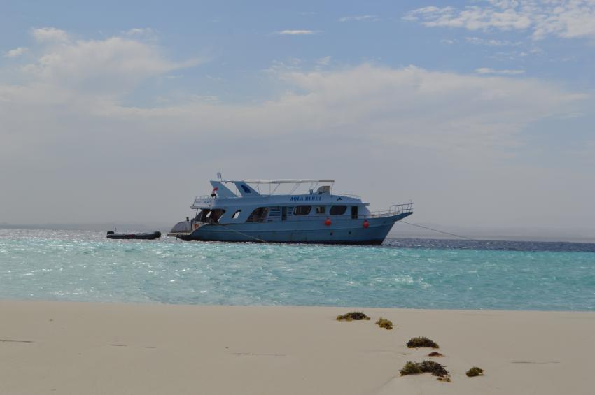 Island Trips, Blue Ocean Diving Center, Abu Dabbab, Ägypten, Marsa Alam und südlich