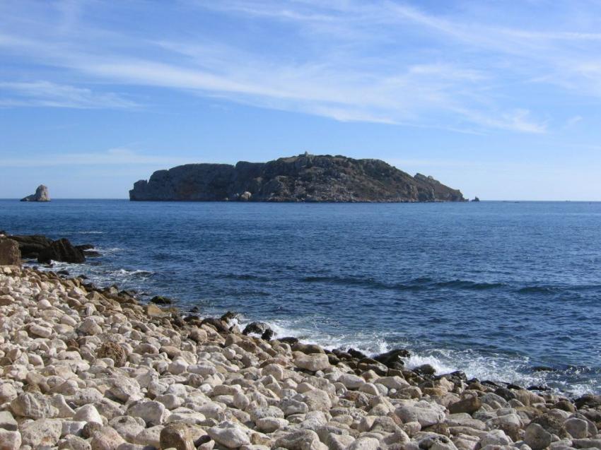 Medas-Inseln - L´Estartit, Medas-Inseln,Estartit,Spanien